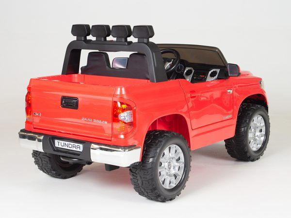 KIDSVIP TOYOTA TUNDRA 24V KIDS RIDE ON CAR RED 5