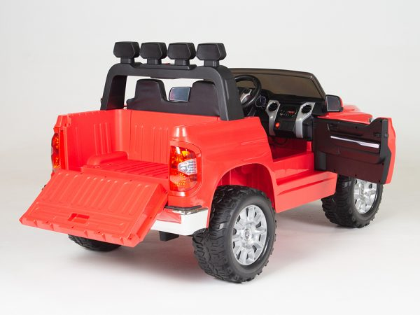 KIDSVIP TOYOTA TUNDRA 24V KIDS RIDE ON CAR RED 6