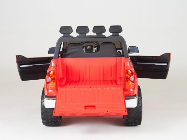 KIDSVIP TOYOTA TUNDRA 24V KIDS RIDE ON CAR RED 7