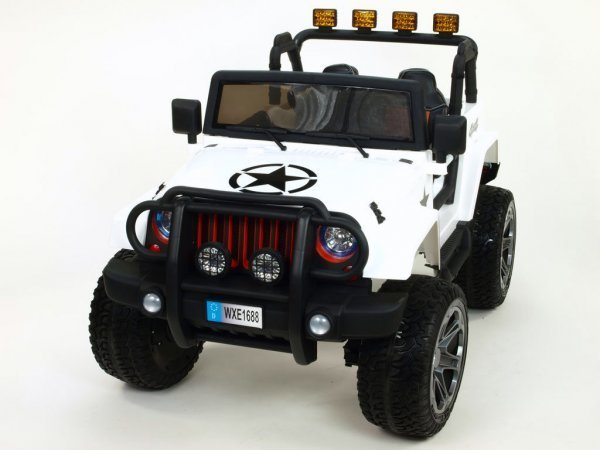 Jeep 2seats Kidsvip 6