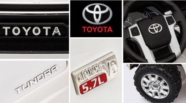 Toyota Tundra Kids Vip 8