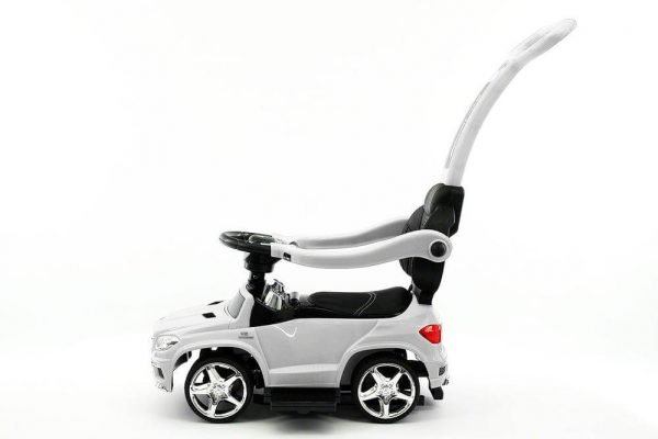 KIDSVIP PUSH MERCEDES WHITE 10