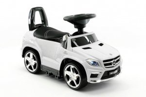 KIDSVIP PUSH MERCEDES WHITE 15