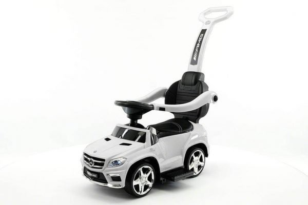 KIDSVIP PUSH MERCEDES WHITE 9