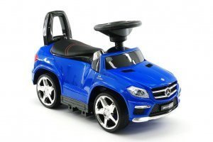 KIDSVOP PUSH MERCEDES BLUE 10