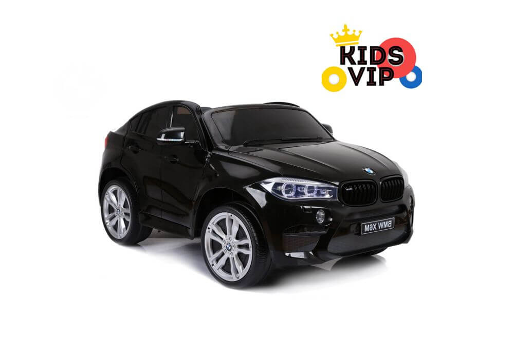 Official Kids Xl 12v 2 Seats Sport Bmw X6 Ride On Car With