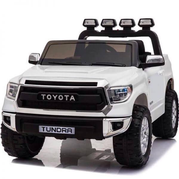 KIDSVIP TOYOTA TUNDRA 24V KIDS RIDE ON CAR WHITE 40