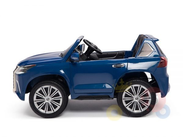 kidsvip lexus kids ride on car 2 seater blue10