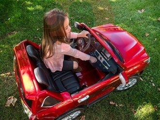 kidsvip lexus kids ride on car 2 seater red 36