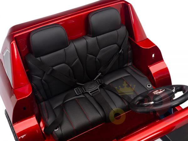 kidsvip lexus kids ride on car 2 seater red 9