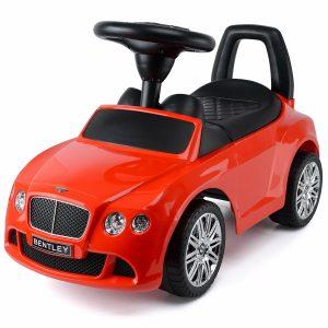 KIDSVIP BENTLEY KIDS PUSH CAR RIDE ON TOY RED 12