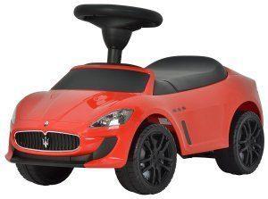 KIDSVIP MASERATI GRANCABRIO KIDS PUSH CAR RIDE ON TOY RED 1