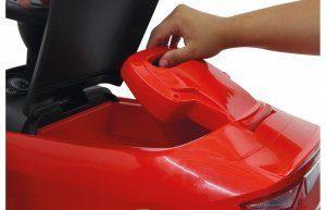 KIDSVIP MASERATI GRANCABRIO KIDS PUSH CAR RIDE ON TOY RED 10