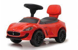 KIDSVIP MASERATI GRANCABRIO KIDS PUSH CAR RIDE ON TOY RED 2 1