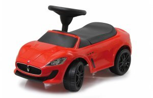 KIDSVIP MASERATI GRANCABRIO KIDS PUSH CAR RIDE ON TOY RED 3 1