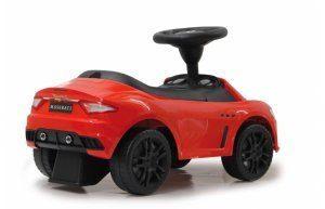 KIDSVIP MASERATI GRANCABRIO KIDS PUSH CAR RIDE ON TOY RED 4