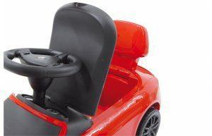 KIDSVIP MASERATI GRANCABRIO KIDS PUSH CAR RIDE ON TOY RED 6