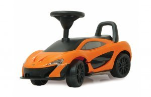 KIDSVIP MCLAREN MC LAREN P1 KIDS PUSH CAR RIDE ON TOY ORANGE 11