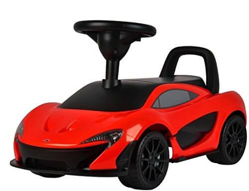 KIDSVIP MCLAREN MC LAREN P1 KIDS PUSH CAR RIDE ON TOY RED 1 1