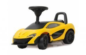 KIDSVIP MCLAREN MC LAREN P1 KIDS PUSH CAR RIDE ON TOY RED 5