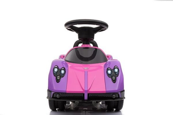 KIDSVIP PAGANI ZONDA MCLAREN MC LAREN P1 KIDS PUSH CAR RIDE ON PINK TOY 1