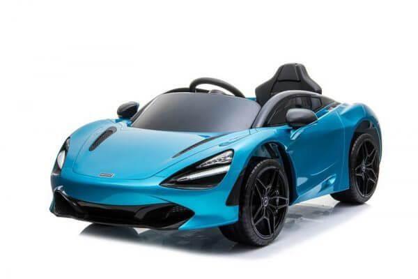 KIDSVIP mclaren 720s 12v kids ride on car belize blue 1 1