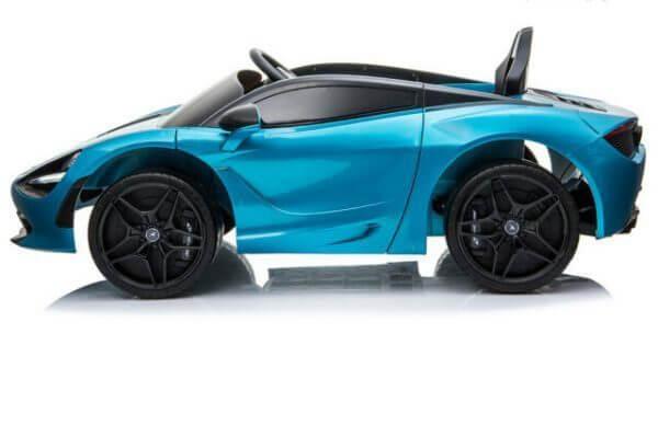 KIDSVIP mclaren 720s 12v kids ride on car belize blue 2