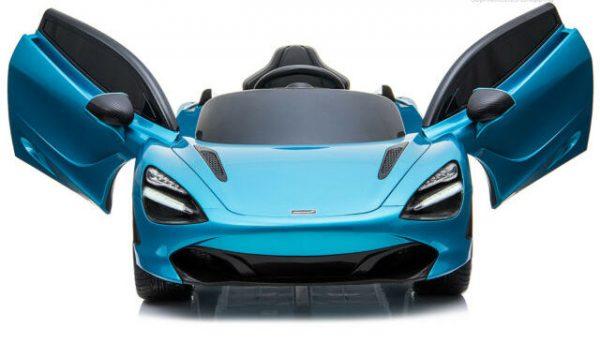 KIDSVIP mclaren 720s 12v kids ride on car belize blue 3