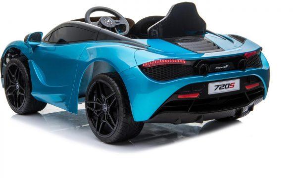 KIDSVIP mclaren 720s 12v kids ride on car belize blue 6 1