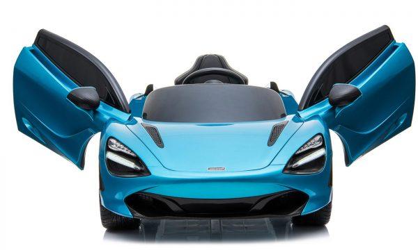 KIDSVIP mclaren 720s 12v kids ride on car belize blue 7 1