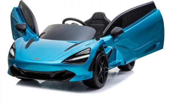 KIDSVIP mclaren 720s 12v kids ride on car belize blue 8 1