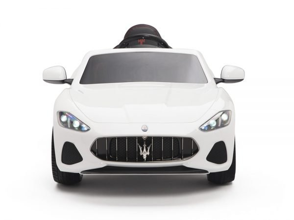 KIDSVIP MASERATI KIDS TODDLERS RIDE ON CAR 12V WHITE 21