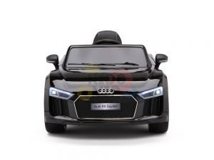 kidsvip audi r8 toddlers kids ride on caa 12v black 1