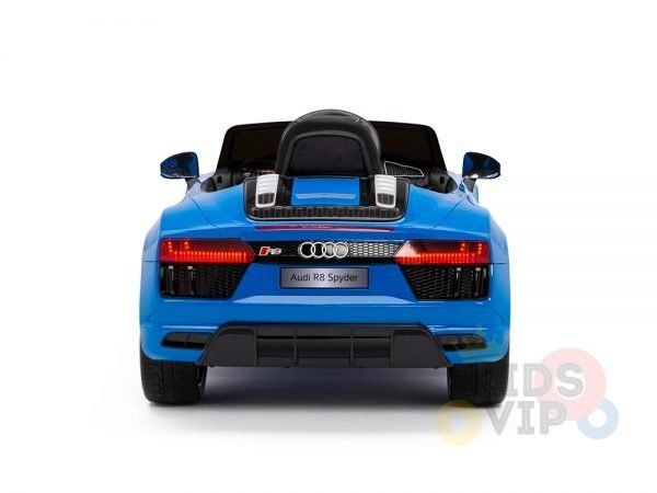 kidsvip audi r8 toddlers kids ride on caa 12v blue 13