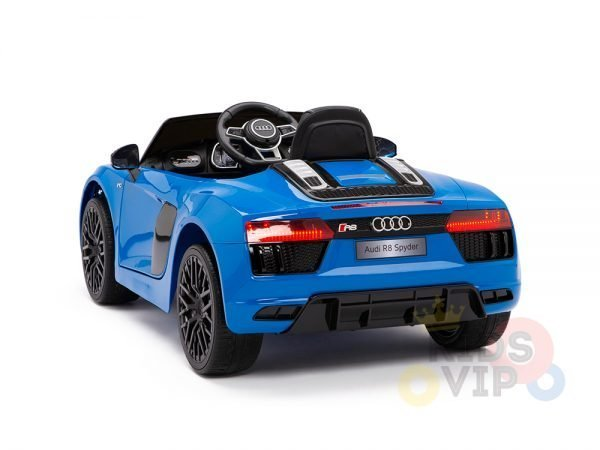 kidsvip audi r8 toddlers kids ride on caa 12v blue 16 1