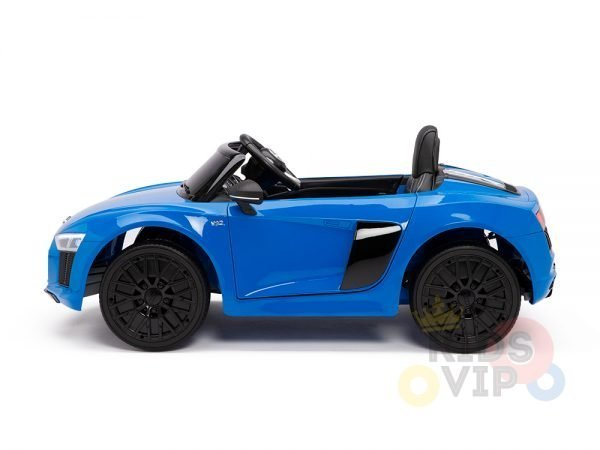 kidsvip audi r8 toddlers kids ride on caa 12v blue 17