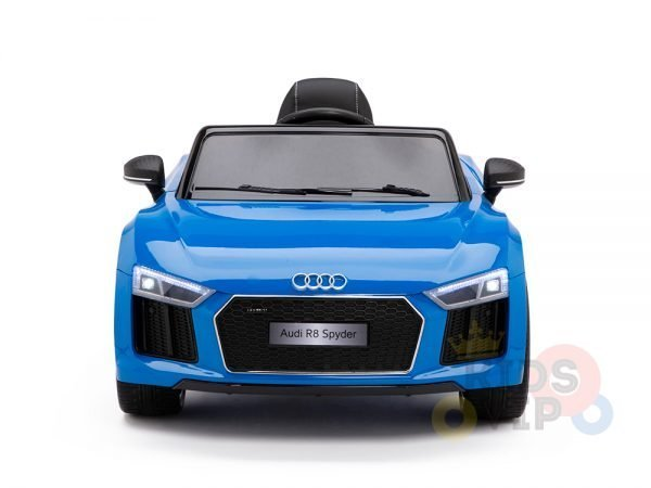 kidsvip audi r8 toddlers kids ride on caa 12v blue 23 1