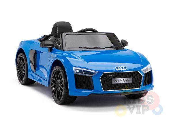 kidsvip audi r8 toddlers kids ride on caa 12v blue 6