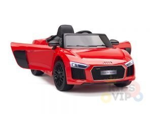 kidsvip audi r8 toddlers kids ride on caa 12v red 1 1