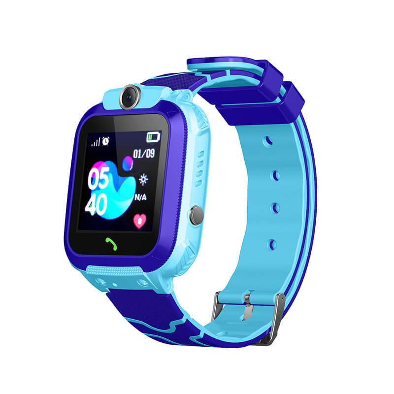 Kids Smartwatch Setracker w/GPS, Pedometer, SOS Alarm, Games, Camera, Voice Calling, Safe Zone