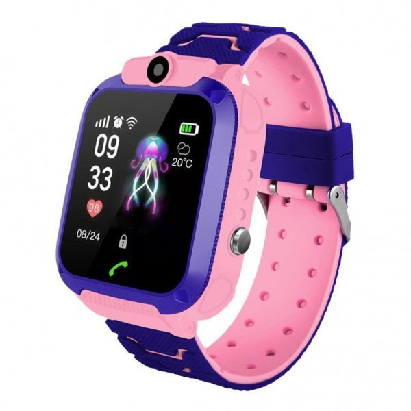 kids vip kids smart watch waterproof gps sos 10
