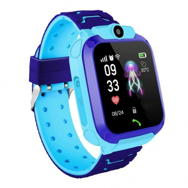 kids vip kids smart watch waterproof gps sos 14