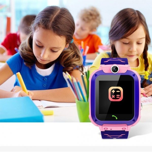 kids vip kids smart watch waterproof gps sos 15