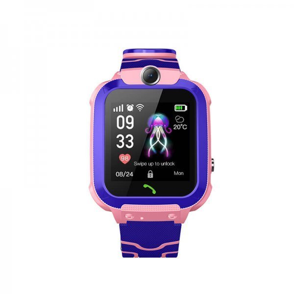kids vip kids smart watch waterproof gps sos 25