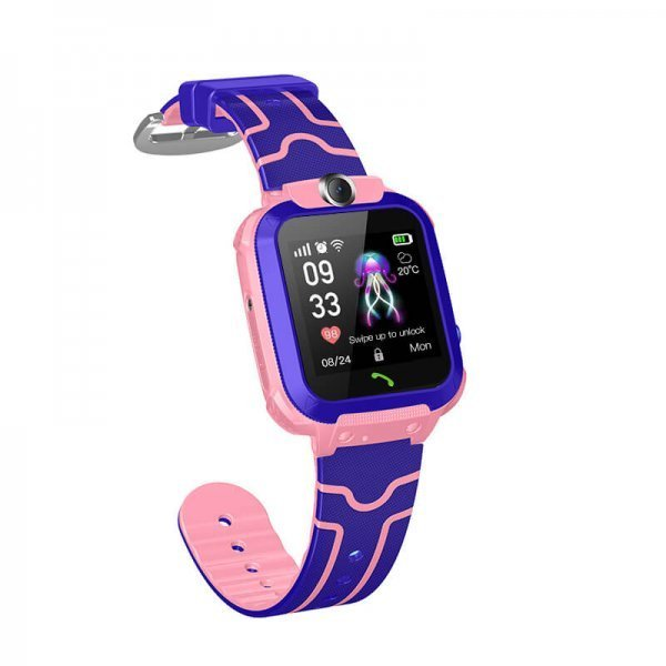 kids vip kids smart watch waterproof gps sos 26