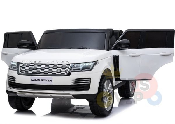 range rover kids ride on car 2 seats kidsvip 8 1