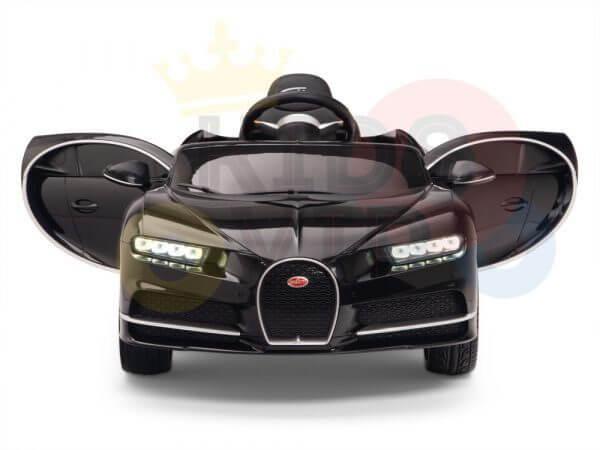 KIDSVIP BUGATTI CHIRON RIDE ON KIDS TODDLERS CAR BLACK 1