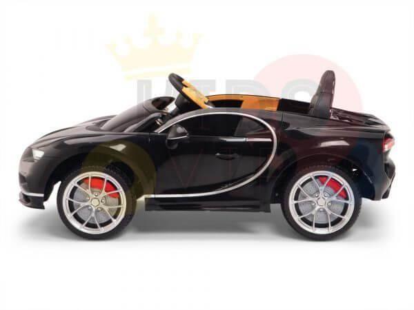 KIDSVIP BUGATTI CHIRON RIDE ON KIDS TODDLERS CAR BLACK 14