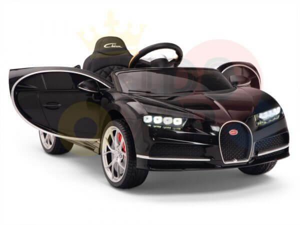 KIDSVIP BUGATTI CHIRON RIDE ON KIDS TODDLERS CAR BLACK 2