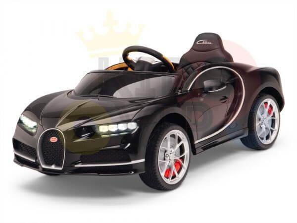 KIDSVIP BUGATTI CHIRON RIDE ON KIDS TODDLERS CAR BLACK 32